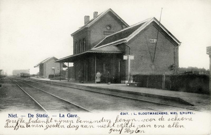 Gare de Niel - Niel station