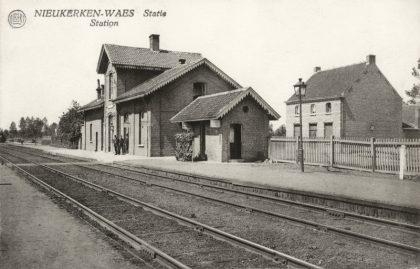 Gare de Nieuwkerken-Waas - Nieuwkerken-Waas station