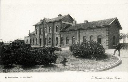 Gare de Nieuport Ville - Nieuwpoort Stad station