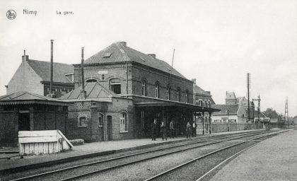 Gare de Nimy