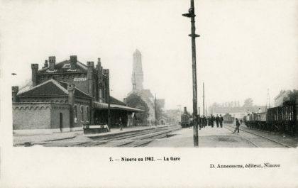 Gare de Ninove