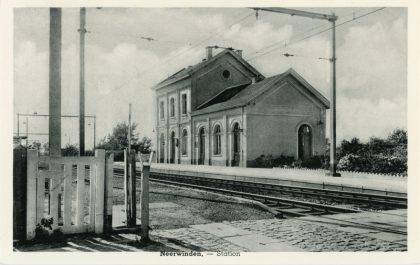 Gare de Neerwinden - Neerwinden station