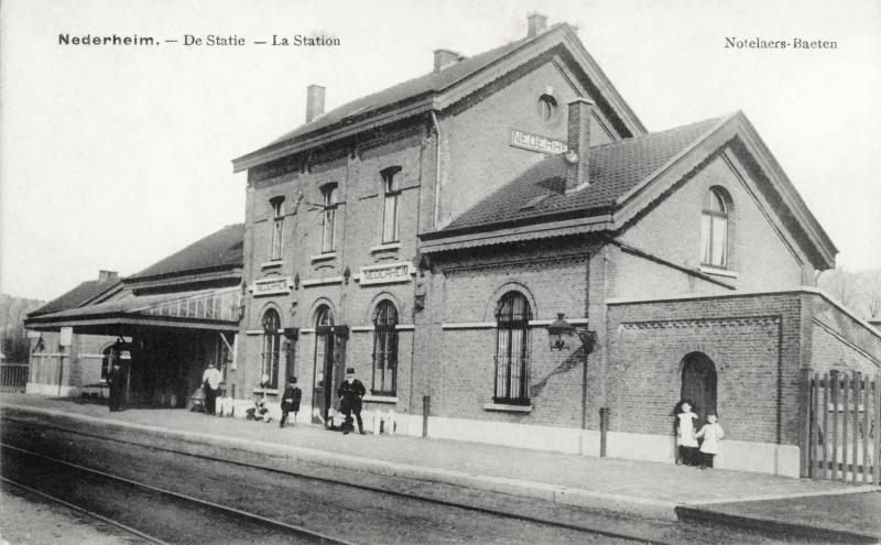 Gare de Nerem - Nerem station