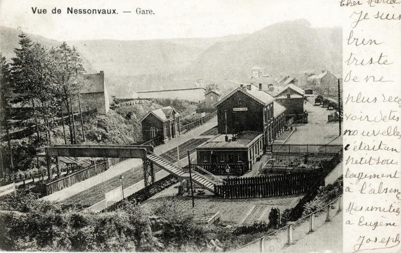 Gare de Nessonvaux