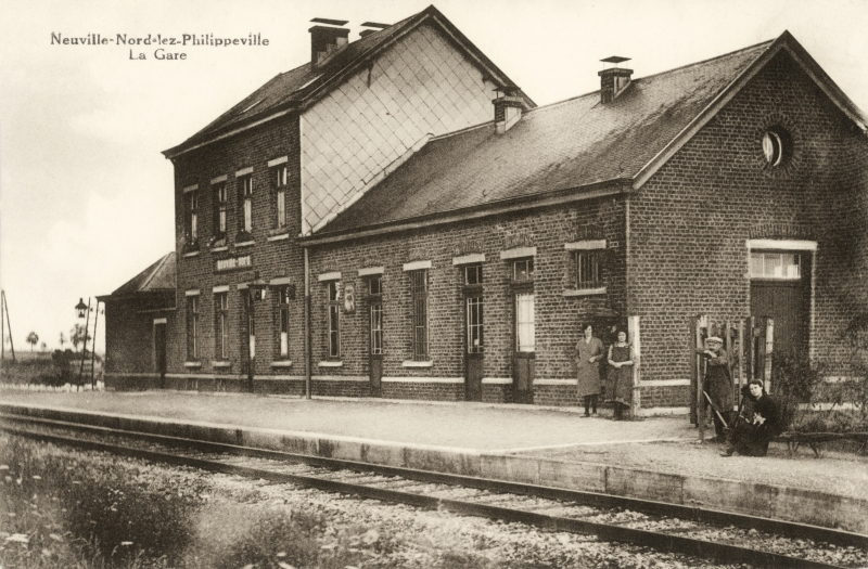 Gare de Neuville Nord