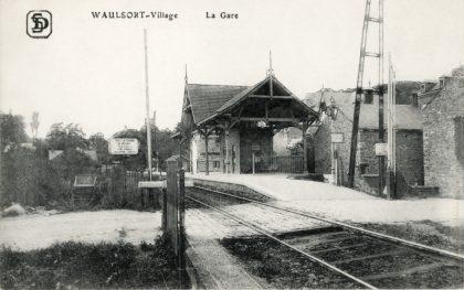 Gare de Waulsort Village
