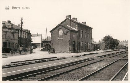 Gare de Natoye