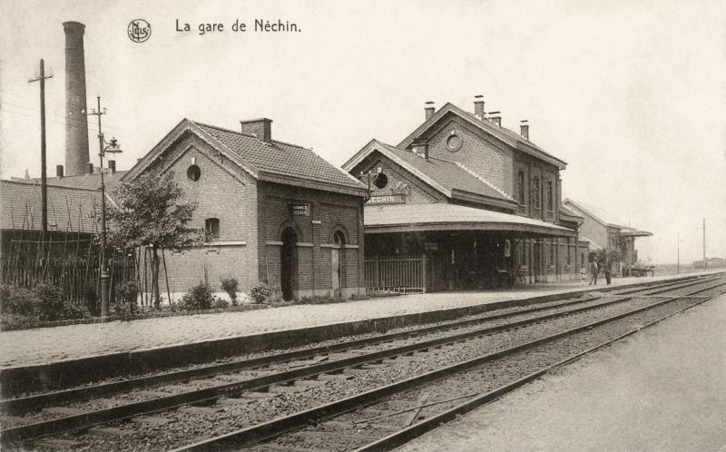 Gare de Néchin