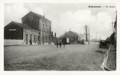 Gare de Nederbrakel - Nederbrakel station