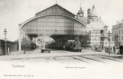 Gare de Turnhout - Turnhout station