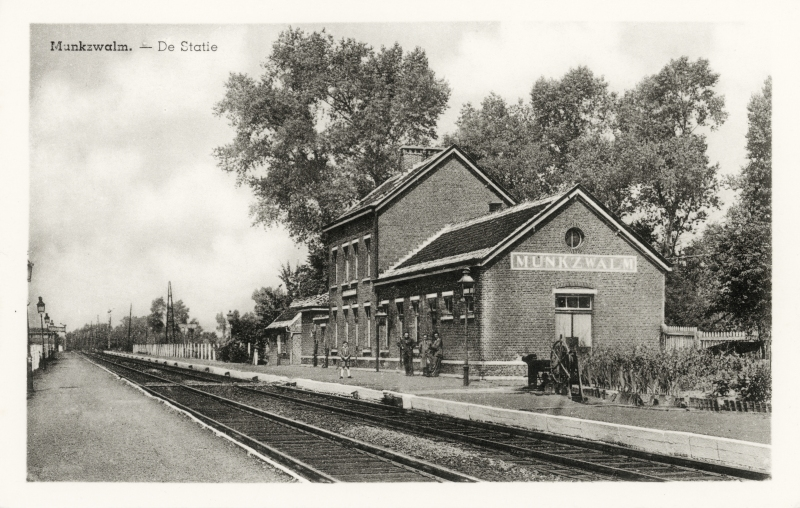 Gare de Munkzwalm - Munkzwalm station
