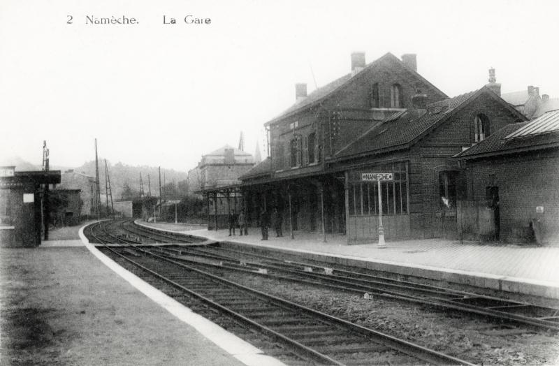Gare de Namêche