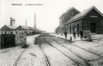 Gare de Morialmé
