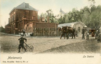 Gare de Morlanwelz