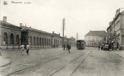 Gare de Mouscron
