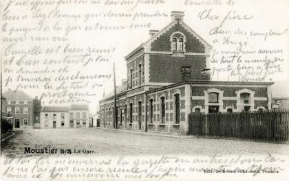 Gare de Moustier