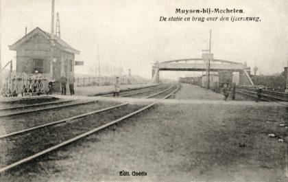 Gare de Muizen - Muizen station