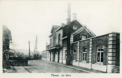 Gare de Theux