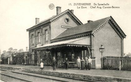 Gare de Zuienkerke - Zuienkerke station