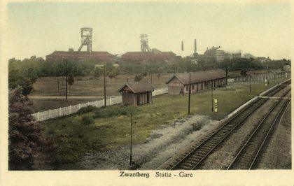 Gare de Zwartberg