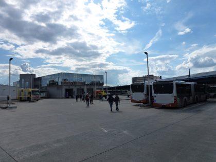 STIB : Portes ouvertes dépôt Jacques Brel