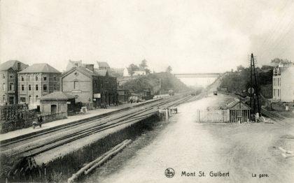 Gare de Mont-Saint-Guibert