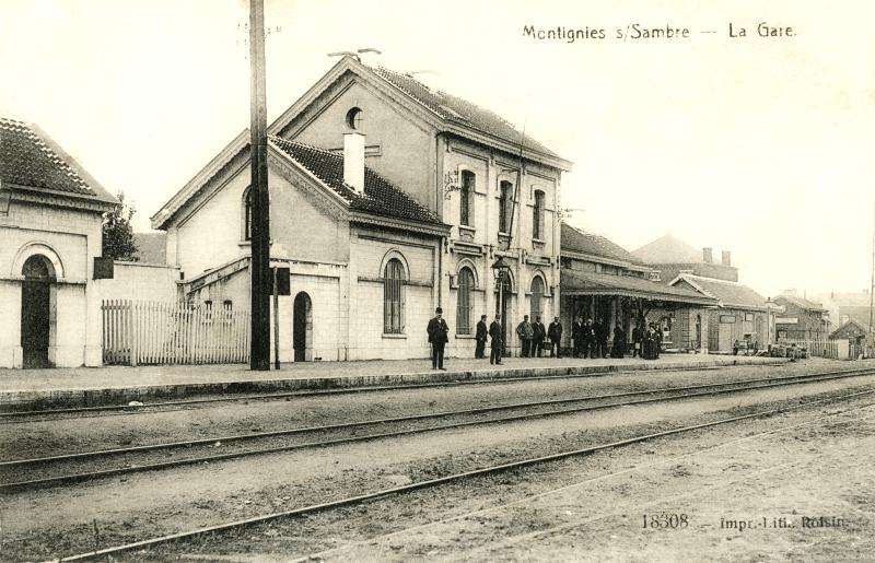 Gare de Montignies-sur-Sambre