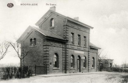 Gare de Moorslede - Moorslede station