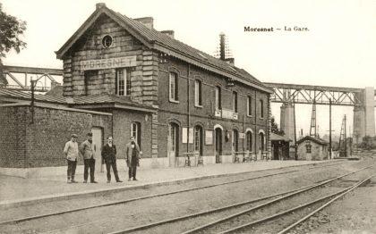 Gare de Moresnet