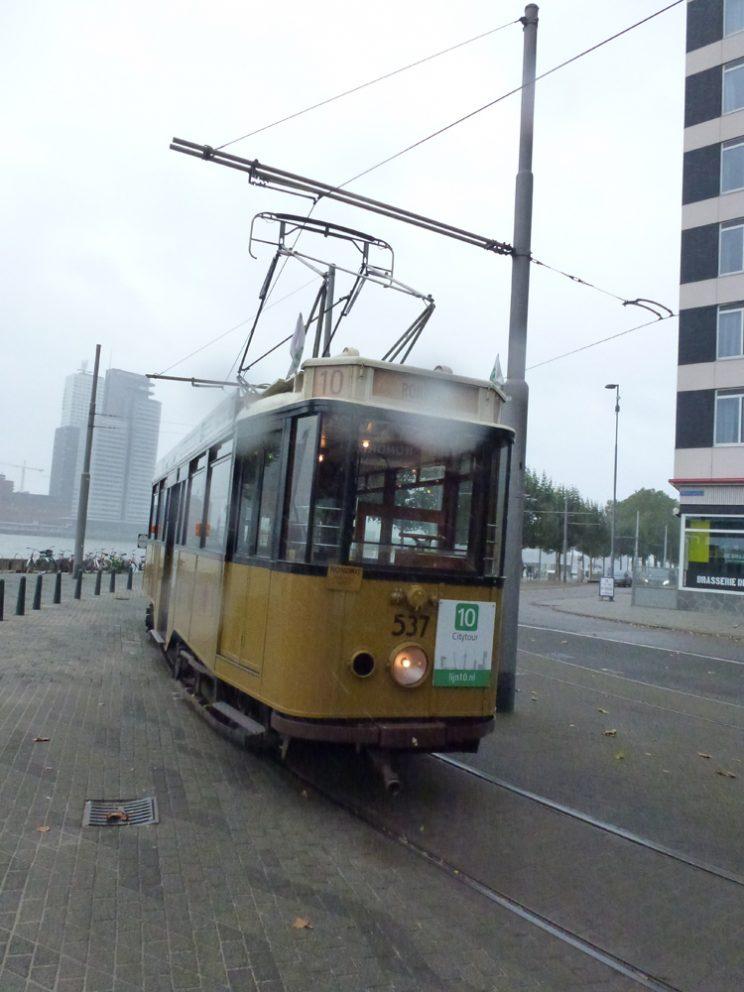 Trammuseum - Rotterdam