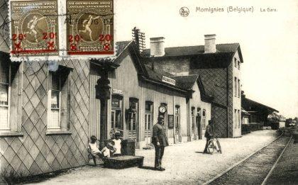 Gare de Momignies