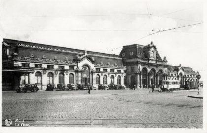 Gare de Mons