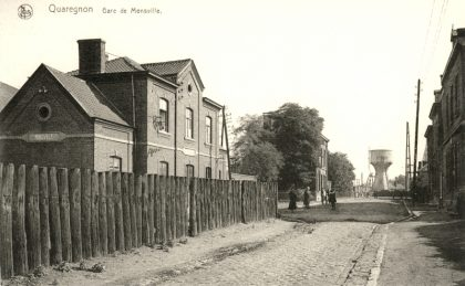 Gare de Monsville