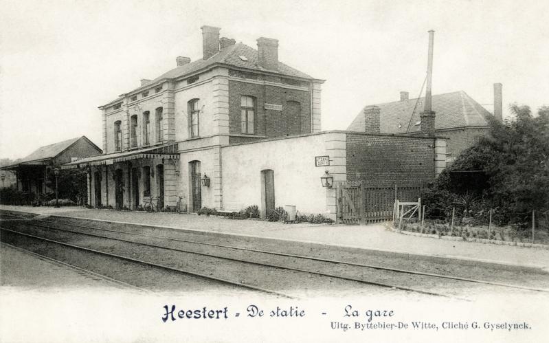 Gare de Moen-Heestert - Moen-Heestert station