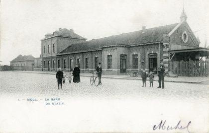 Gare de Mol - Mol station