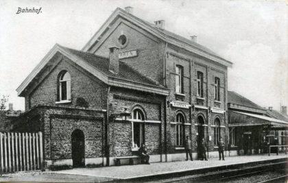 Gare de Zarren