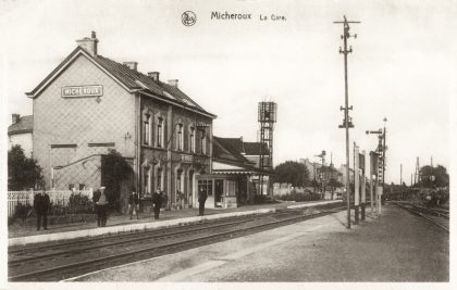 Gare de Micheroux