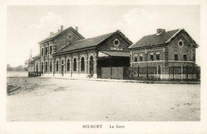 Gare de Milmort