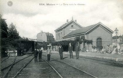 Gare de Modave