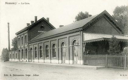 Gare de Messancy