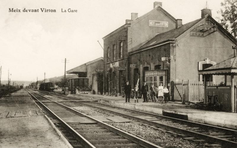 Gare de Meix-devant-Virton