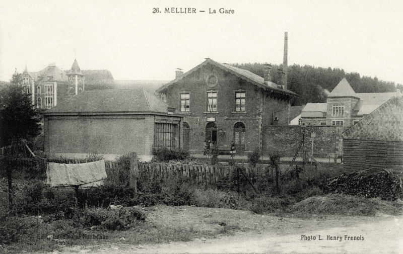 Gare de Mellier