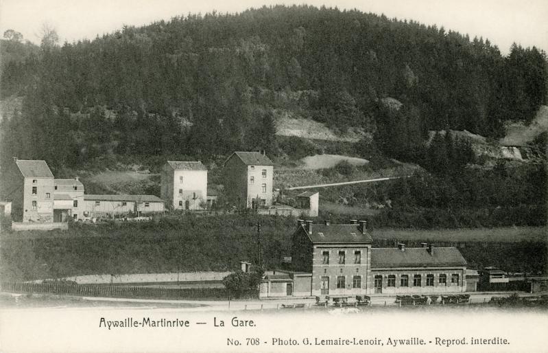 Gare de Martinrive