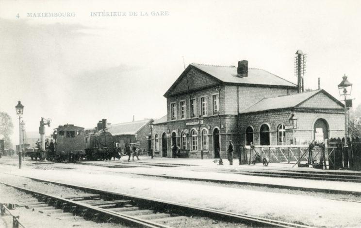 Gare de Mariembourg
