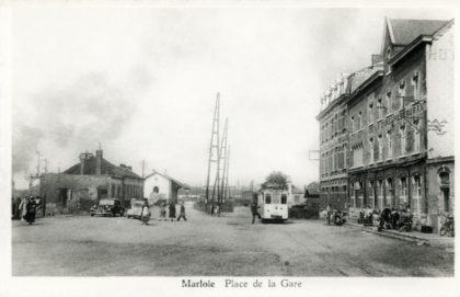 Gare de Marloie