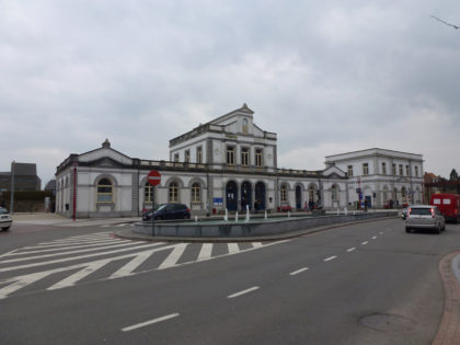 Gare de Renaix 01/04/2018