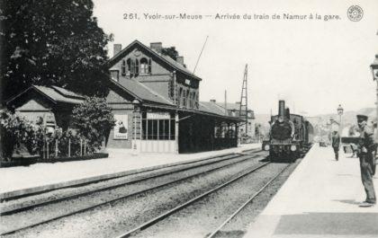 Gare d'Yvoir