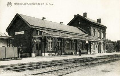 Gare de Marche-lez-Ecaussinnes