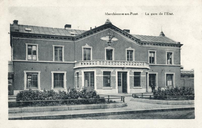 Gare de Marchienne-au-Pont