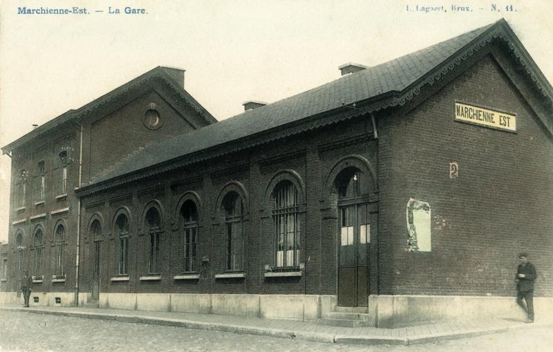 Gare de Marchienne Est